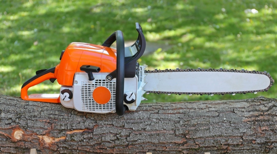 "Featured Image - Best 20"" Chainsaw: Professional Power for Home Use"