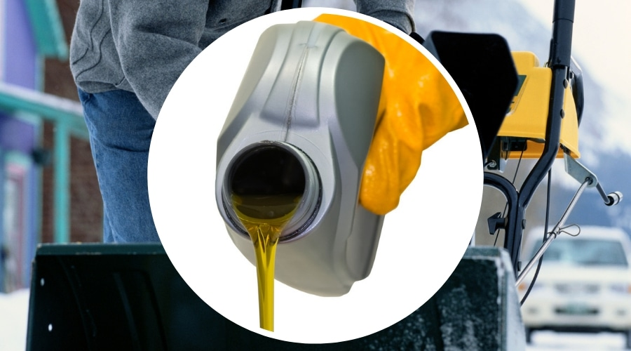 Featured Image - Best Oil for a Snowblower_ Your Guide to Snowblower Product Maintenance Needs