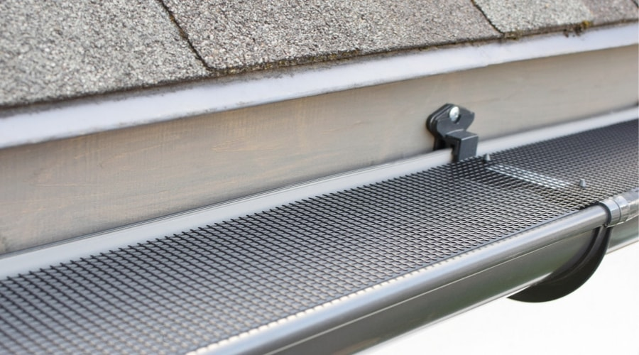 Featured Image - Gutter Guards: A Guide to Keeping Your Gutters Clean
