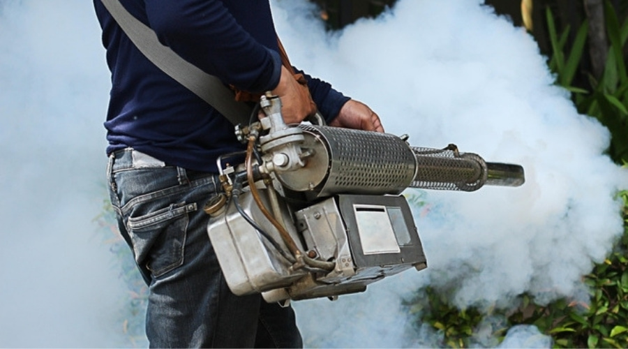 Featured Image - The Best Mosquito Fogger Reviews