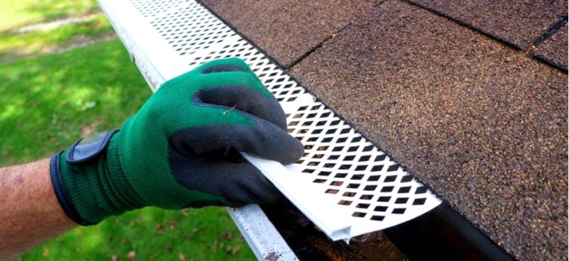 Featured Image - A How-to Guide to Common Gutter Guard Removal