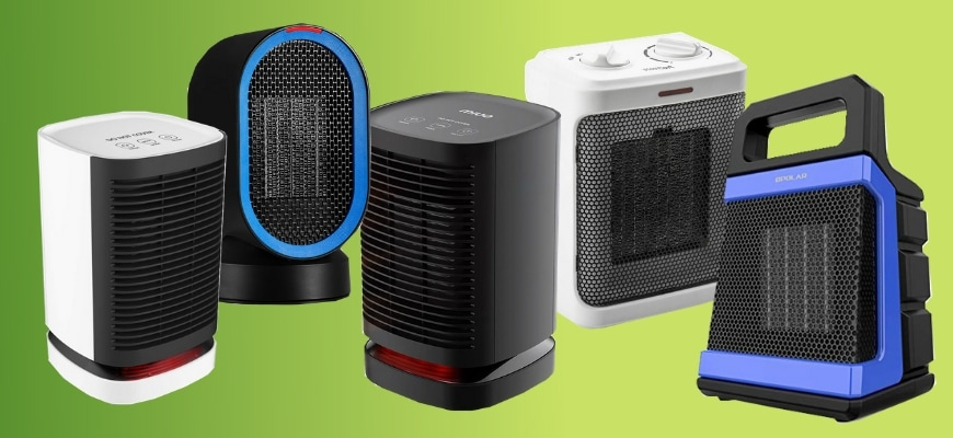 Top 5 Energy Efficient Space Heaters