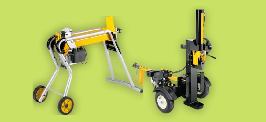 All You Need to Know About an Electric vs Gas Log Splitter