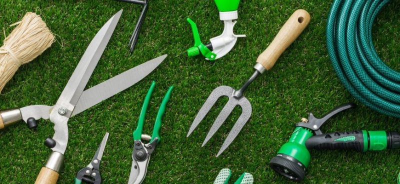 The Ultimate List of Garden Tools