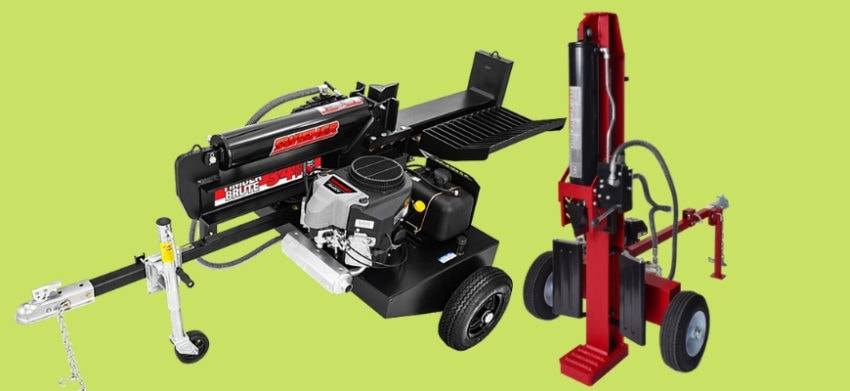 Swisher Log Splitter Reviews for Continuing Power
