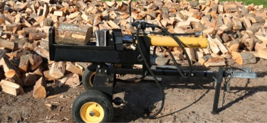 How Much are Log Splitters and Where to Buy Them - Feature Image