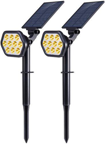 Nektech Solar Spotlights