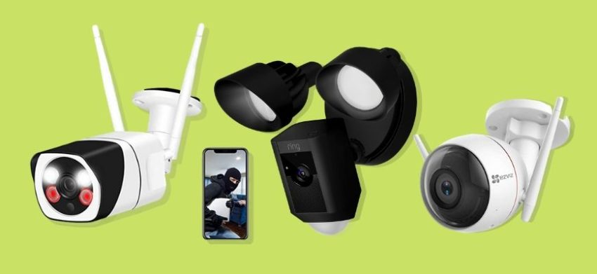 Best Floodlight Cameras for Your Property