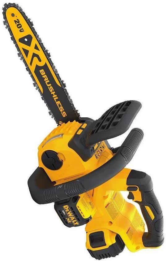 DEWALT 20V Max Compact Cordless Chainsaw