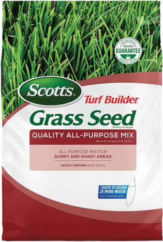 Scotts Turf Builder Grass Seed Quality All-Purpose Mix