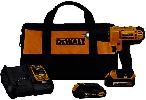 Dewalt DCD771C2 Cordless Drill