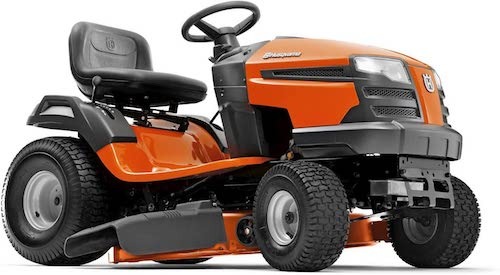 Husqvarna YTH18542 Hydrostatic Riding Lawn Mower - A Review of the Best Cheap Riding Lawn Mowers in 2021