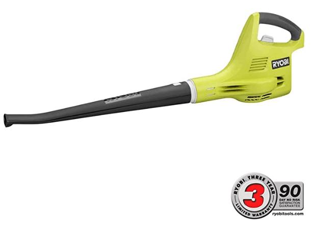 Ryobi ONE+ Cordless Leaf Blower & Sweeper