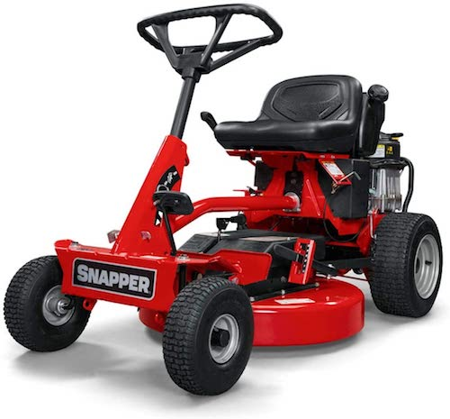 Snapper 2911525BVE Classic Riding Lawn Mower - A Review of the Best Cheap Riding Lawn Mowers in 2021