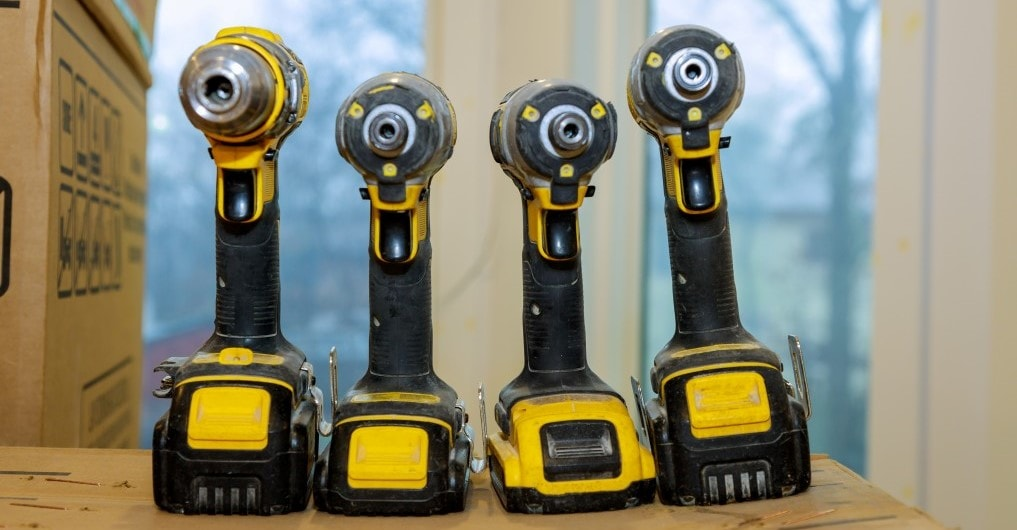 Our round-up of cordless drills