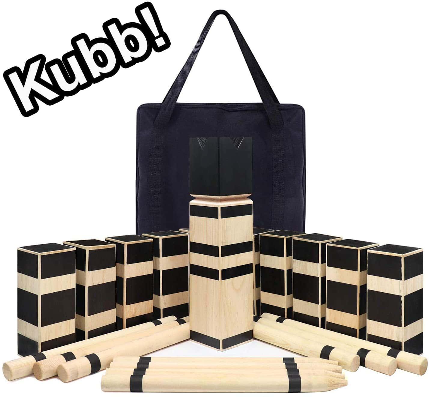 RELIANCER Kubb Game Set