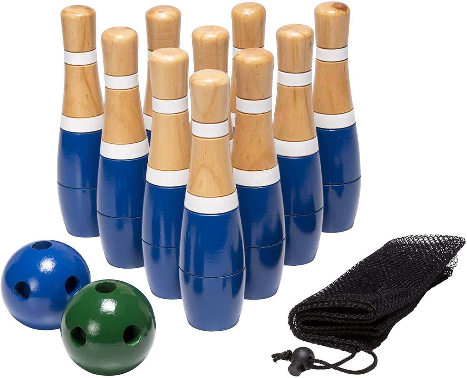 Lawn Bowling Game/Skittle Ball