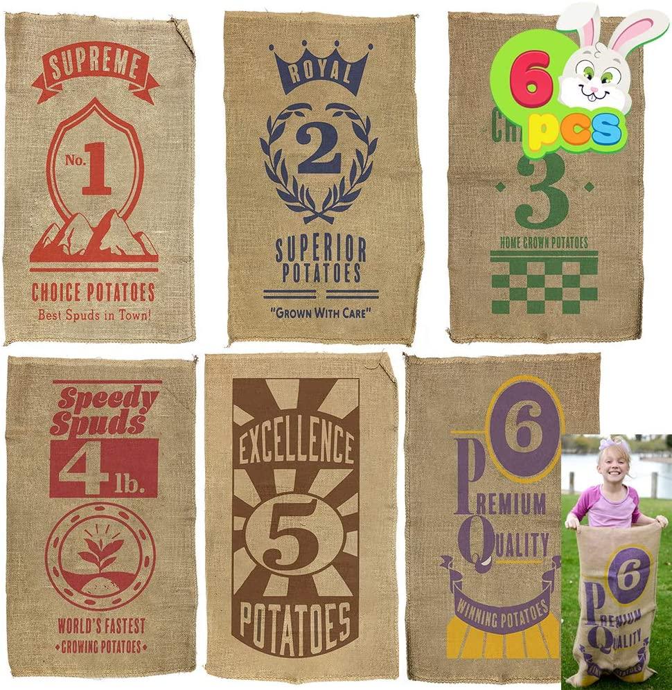 JOYIN Store Burlap Bags