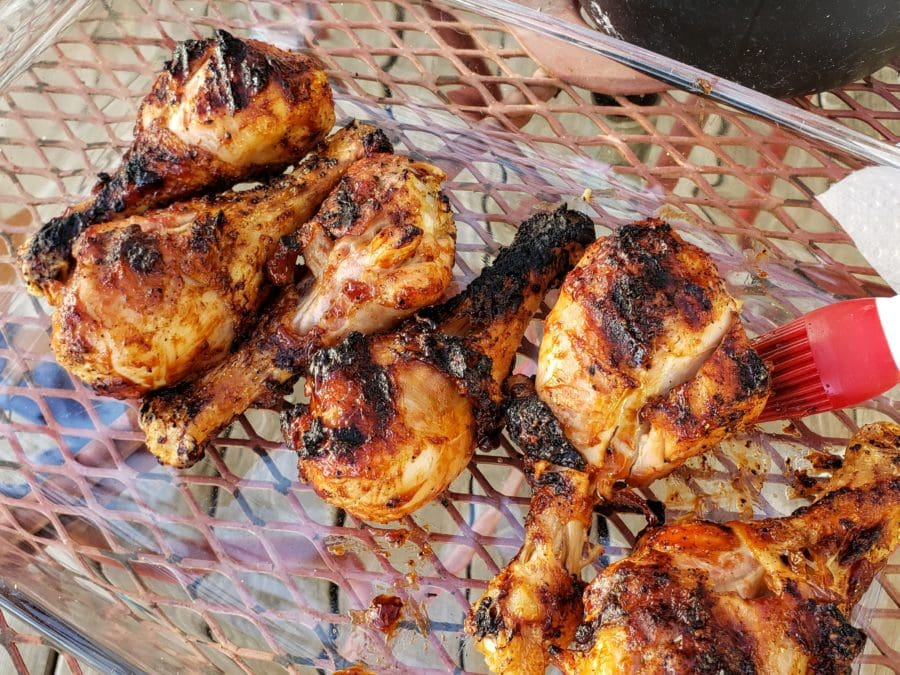 Perfectly Grilled Chicken