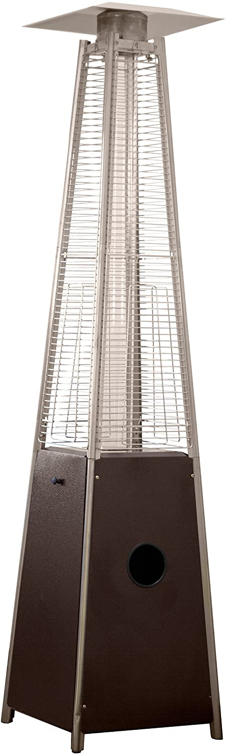 Hiland Outdoor Pyramid Heater