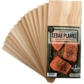salmon cedar planks