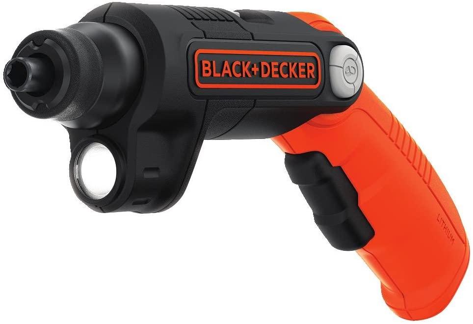 BLACK+DECKER Cordless Screwdriver