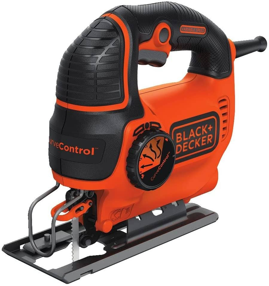 BLACK+DECKER 5.0 Amp Jig Saw BDEJS600C