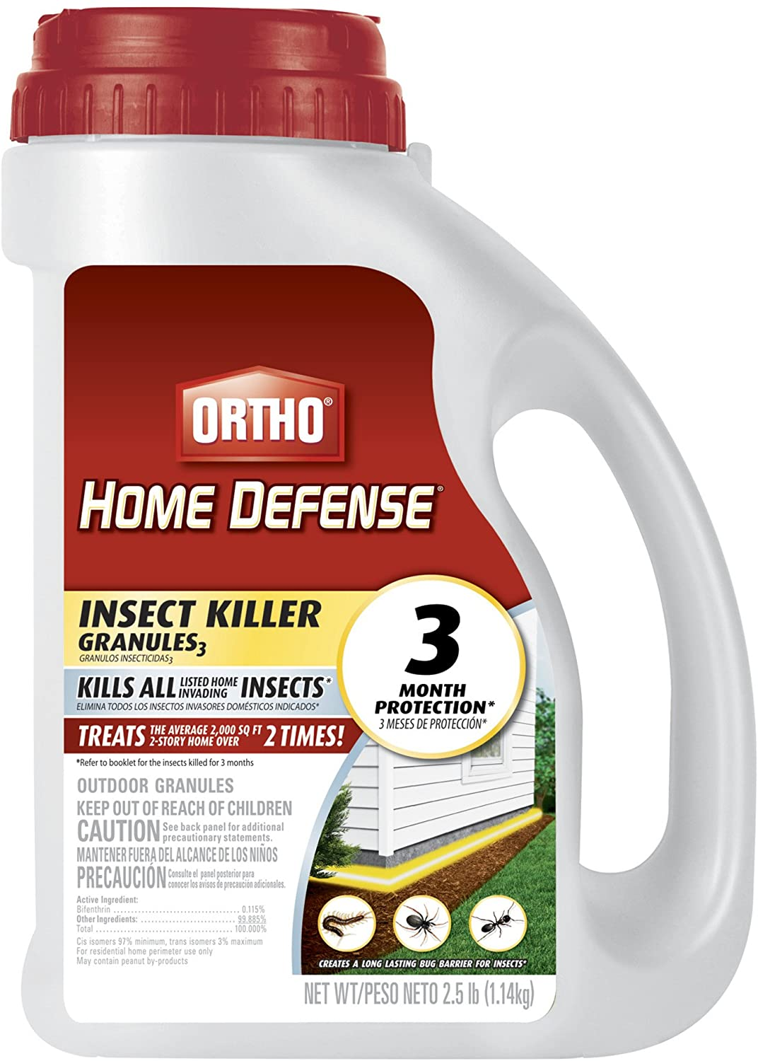 Ortho Home Defense Insect Killer Granules