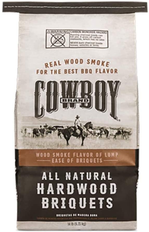Duraflame Cowboy Natural Hardwood Briquettes