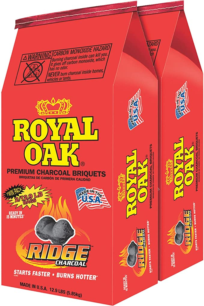 Royal Oak Premium Charcoal Briquets