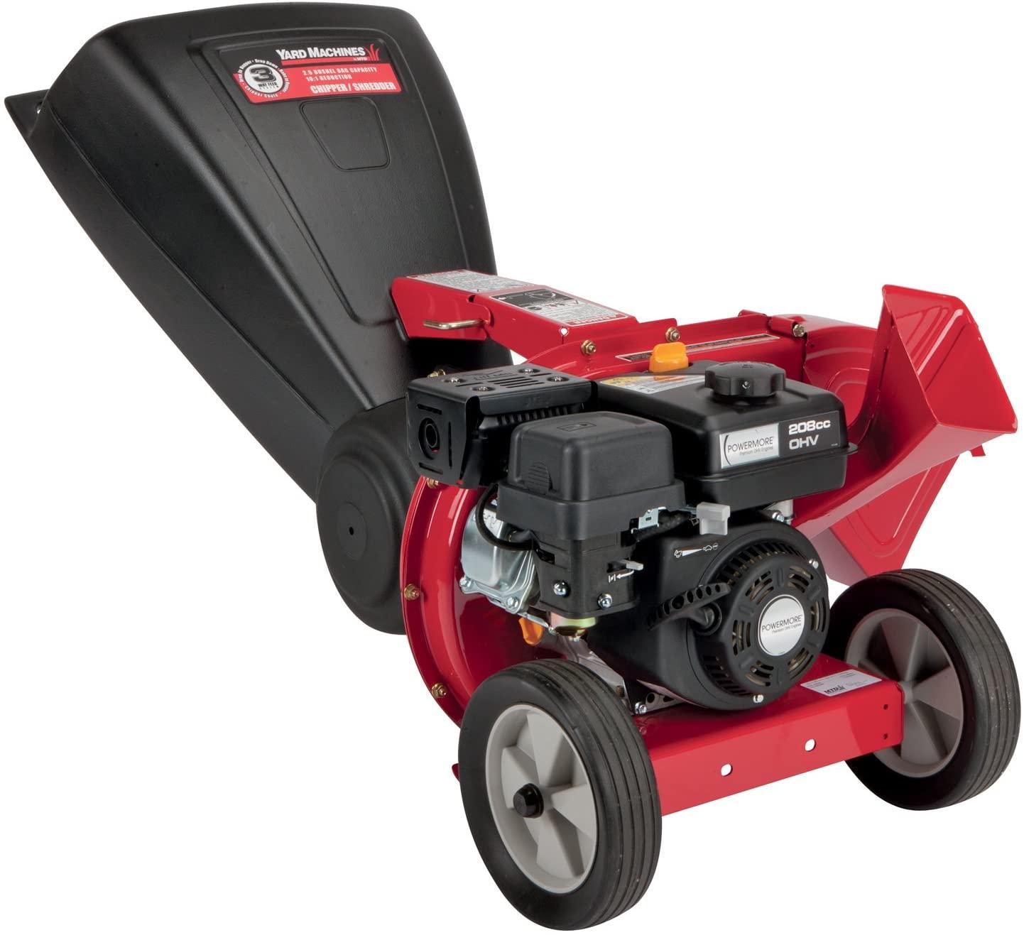 Yard Machines 24A-45M4700 Gas Chipper/Shredder