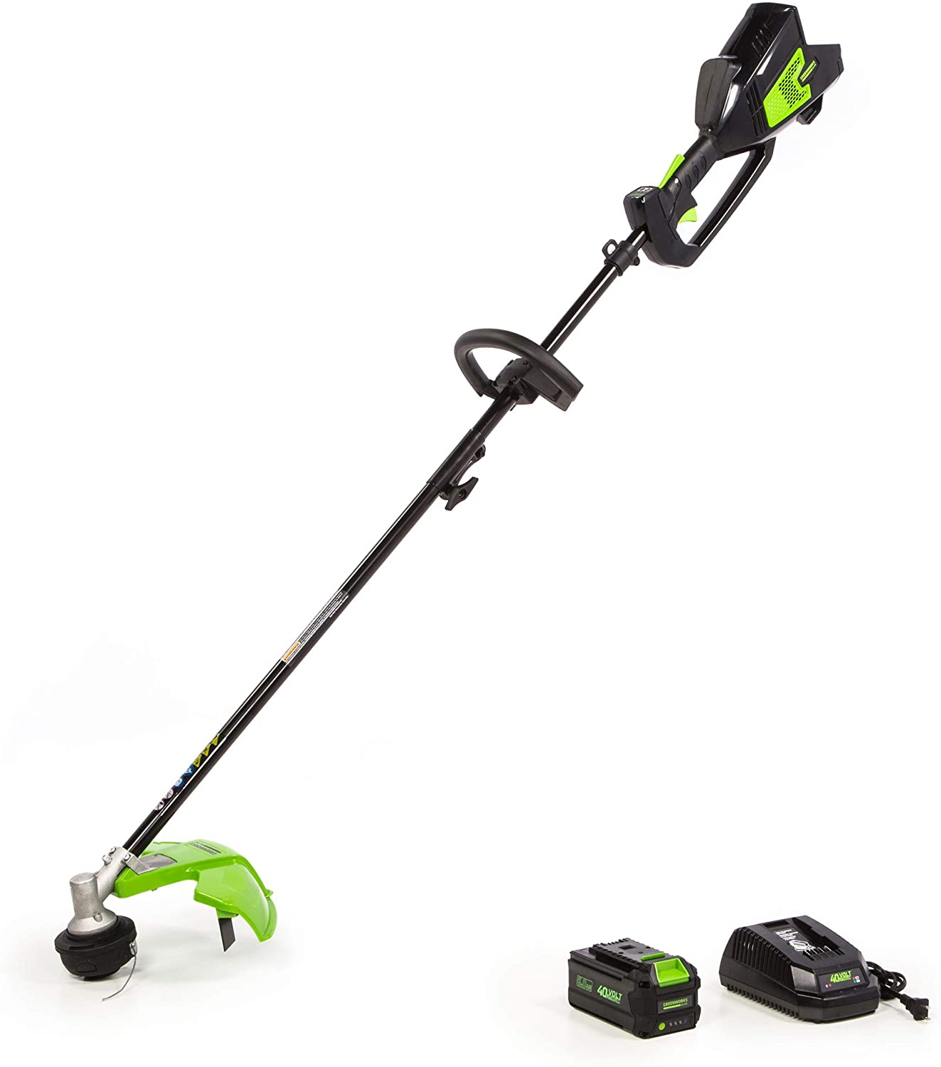 Greenworks 14-Inch 40V (Attachment Capable) String Trimmer