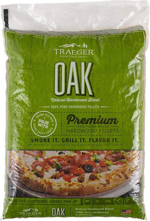 Traeger OakPellets