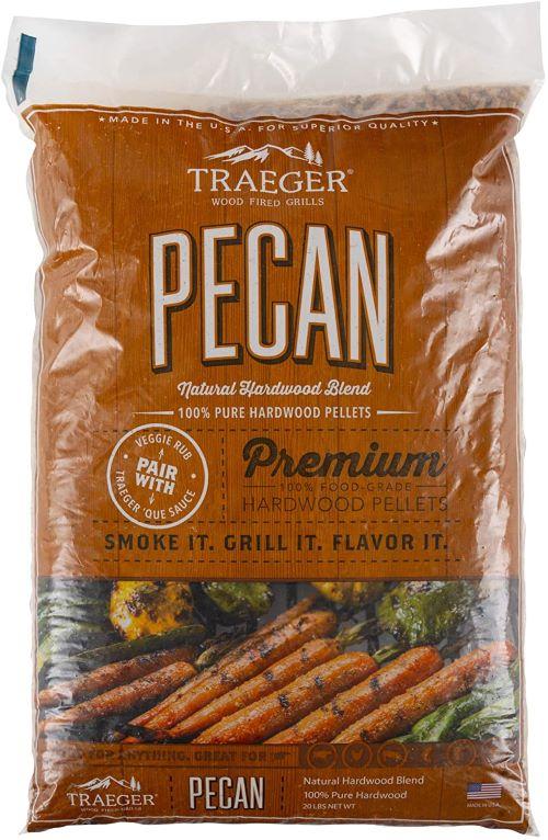 Traeger Pecan Pellets