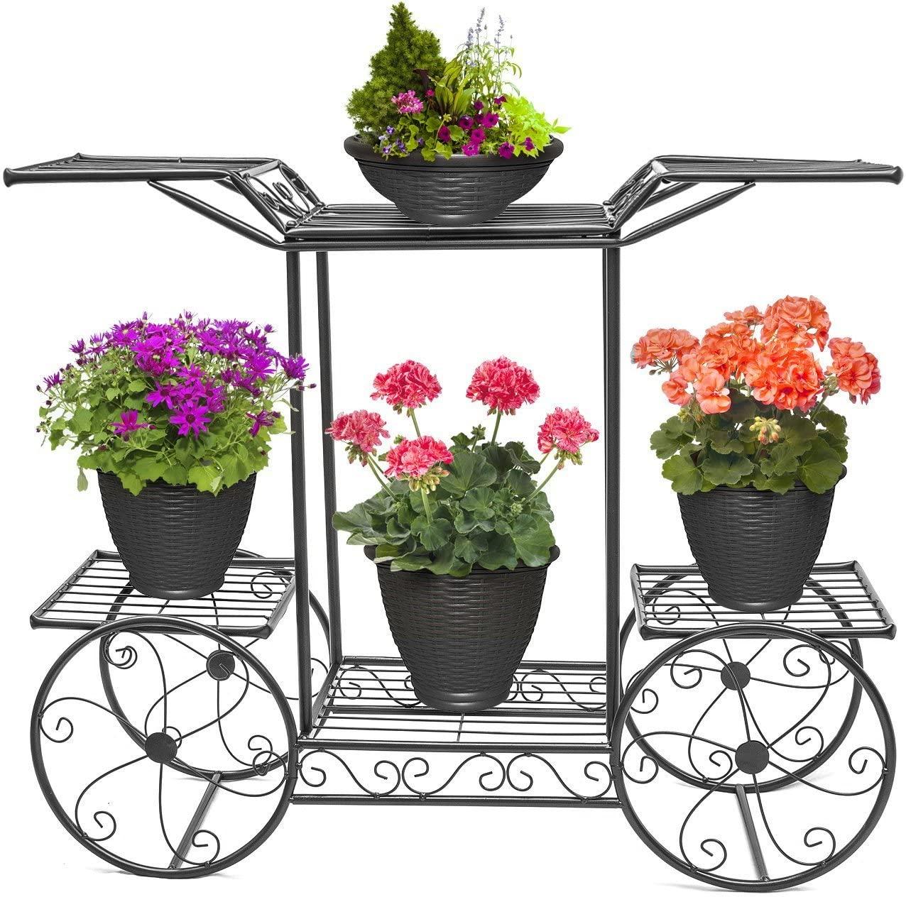 Sorbus Garden Cart Stand