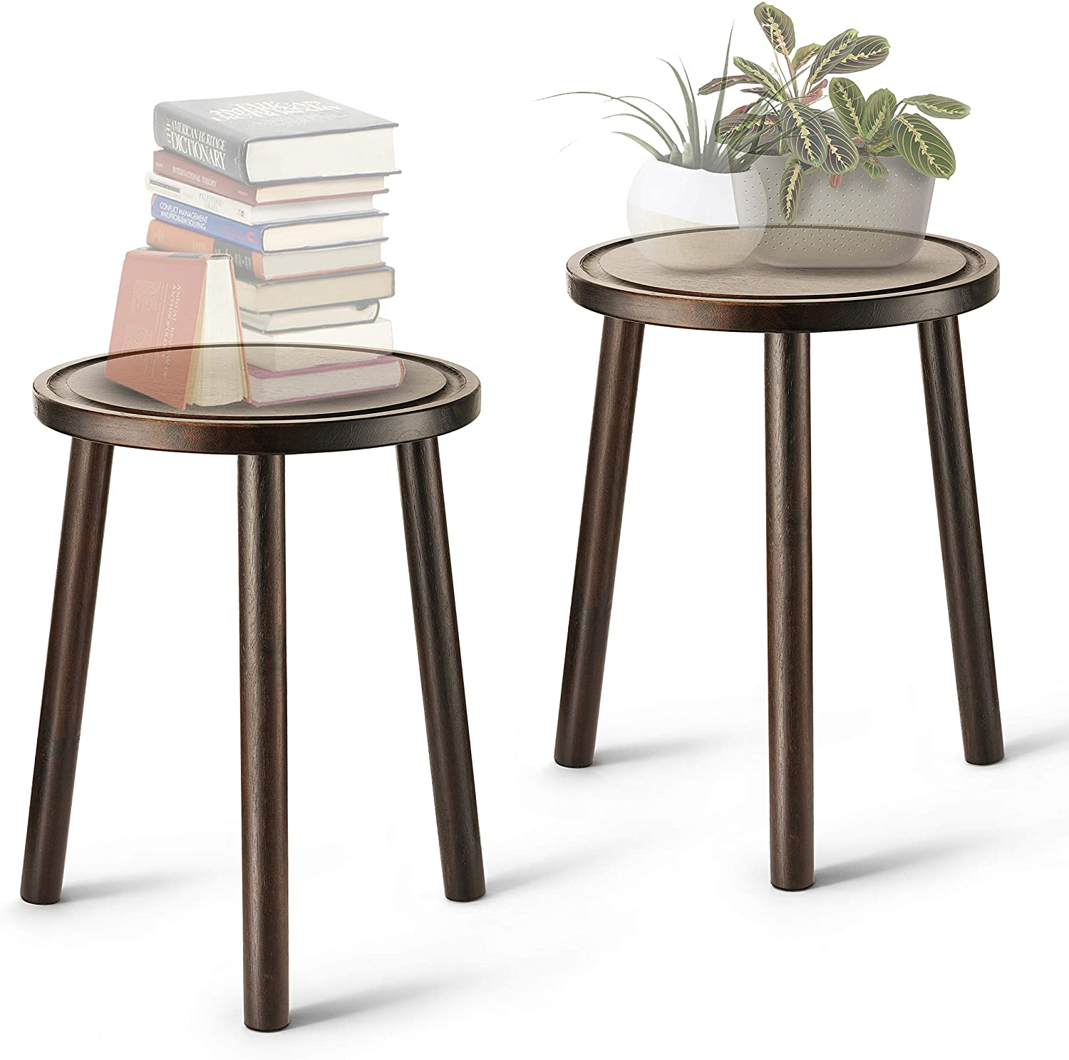 LITADA Wood Plant Stands