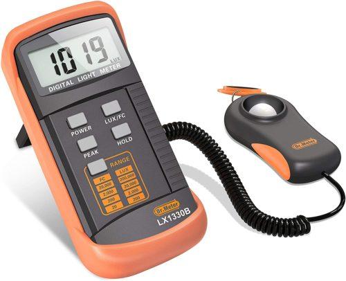 Dr. Meter LX1330B Digital Lux Meter
