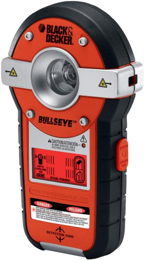 BLACK+DECKER Line Laser, Auto-leveling with Stud Sensor (BDL190S)