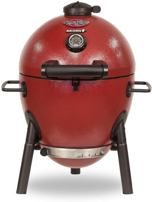 Char-Griller E06614 Akorn JR. Kamado Kooker Charcoal Grill