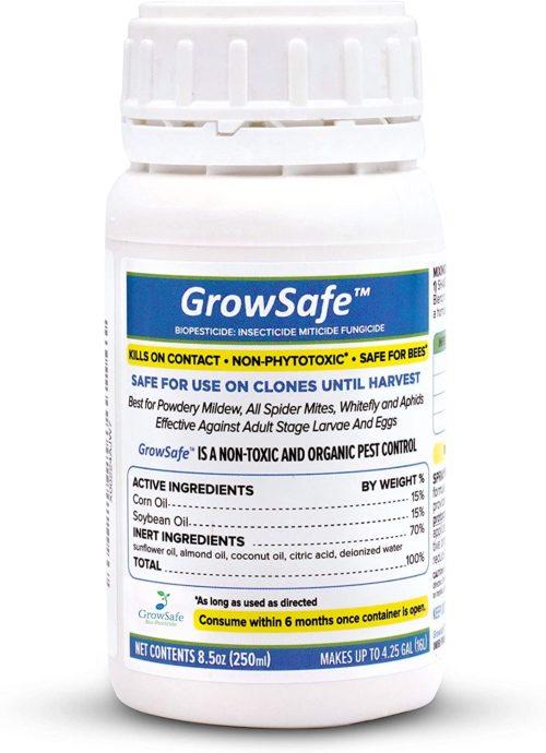 Buy GrowSafe at Amazon