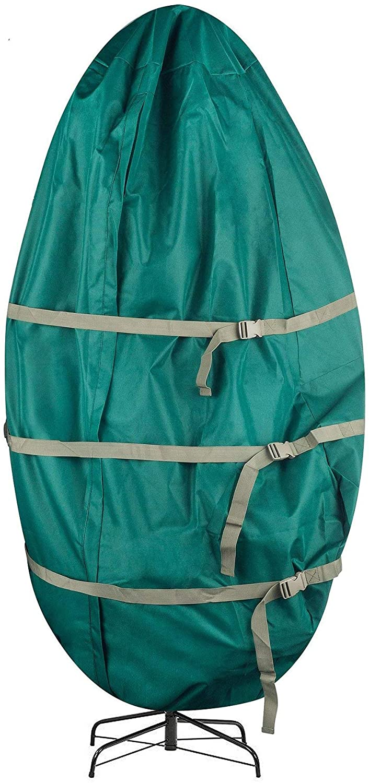 Tiny Tim Totes Premium 7.5 Foot Upright Christmas Tree Storage Bag