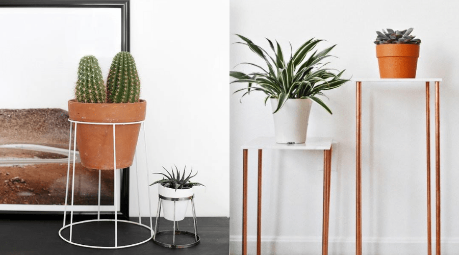 diy plant stands 5 and 6