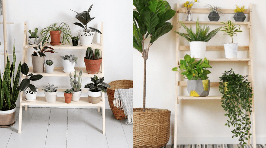 plant shelf diy 9 and 10
