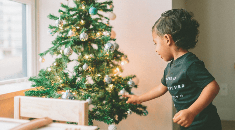 small Christmas tree ideas wide featured