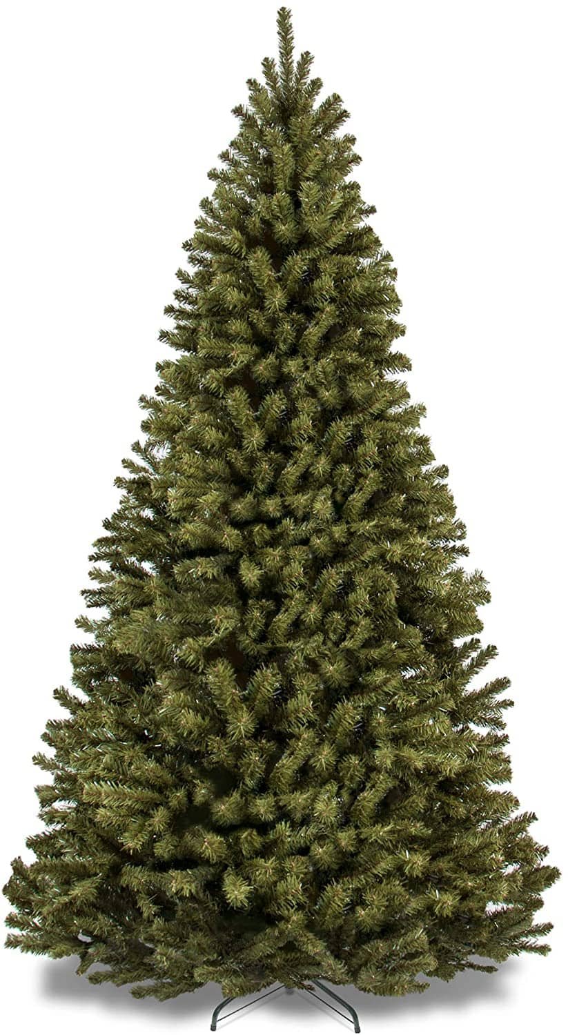 Best Choice Products 9' Spruce Hinged Artificial Christmas Tree