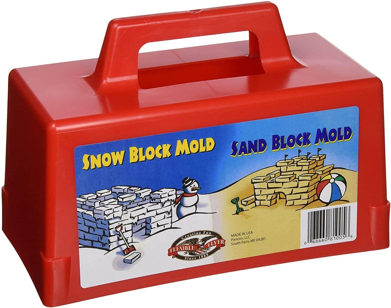 Flexible Flyer Snow Fort Building Block