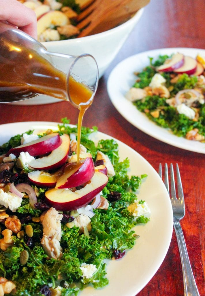 easy winter salad delicious on a dime