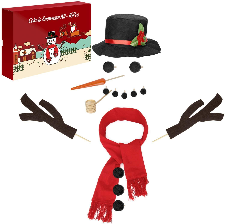 Dress a Snowman Kit
