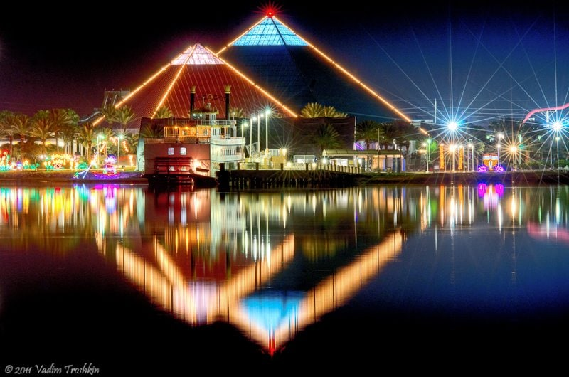 galveston moody gardens light festival holiday
