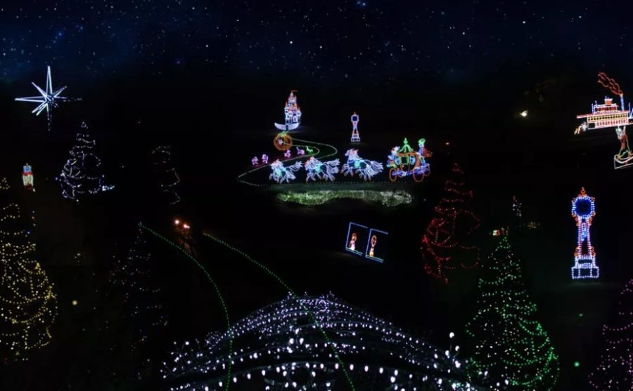 oglebay resort winter festival of lights